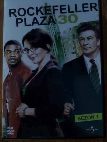 Box set DVD Rockefeller Plaza 30 sezon 1