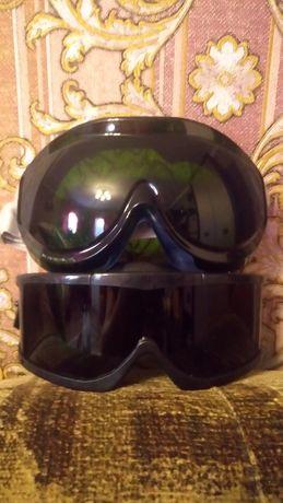 Защитные очки-маска