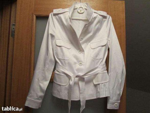 Żakiet / marynarka, rozmiar 36, NOWA, SZYK biały