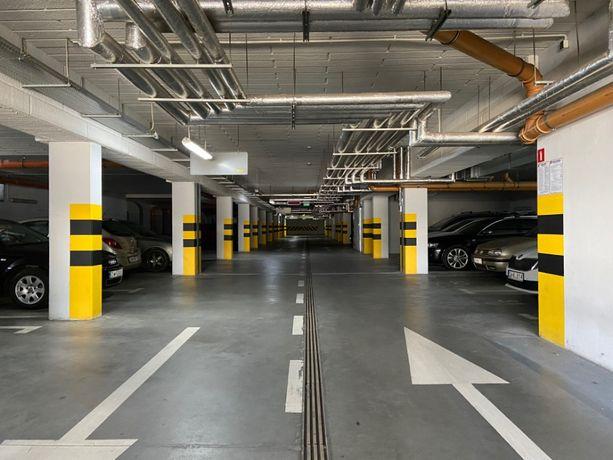 Miejsce w garażu podziemnym. Wrocław, ul. Krzemieniecka