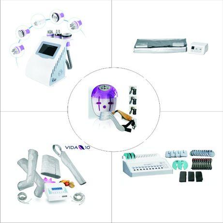 Promoção Pack de 5 Maquinas Profissionais para sua Estética