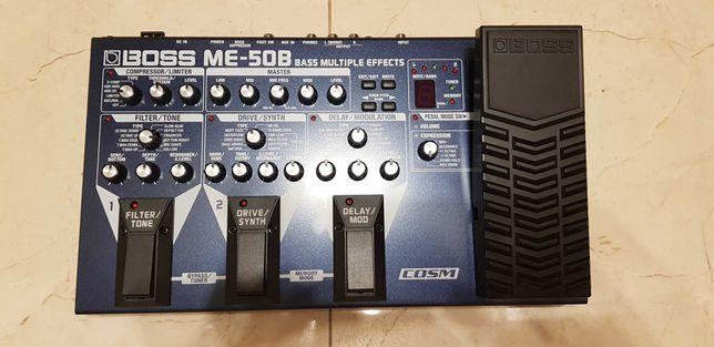 Boss ME 50B - multiefekt basowy - nowy