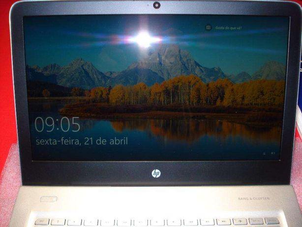 Portátil HP Core i7-6500U+8GB Ram+512GB SSD+Intel HD 520+QHD 13,3