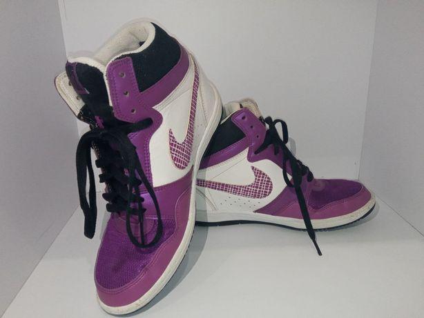 Nike air force sky женские кросовки обувь  ботинки