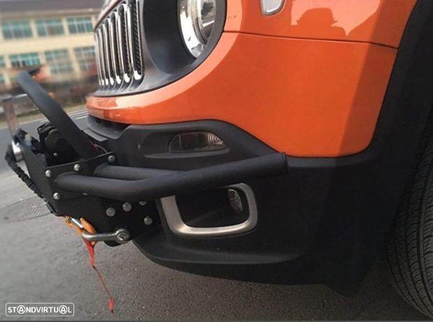 """Pára-Choques Dianteiro """"Raptor 4×4"""" Jeep Renegade"""