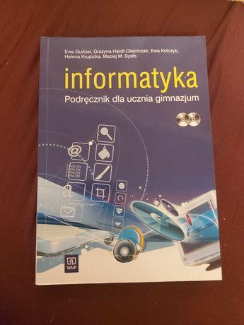 Informatyka podręcznik dla ucznia gimnazjum
