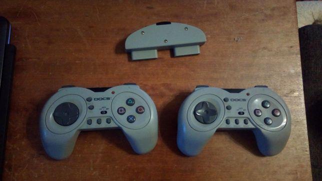Беспроводные джойстики к Playstation 1 fat ОБМЕН