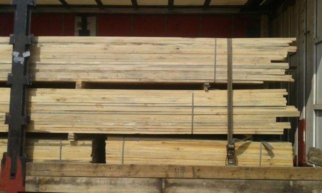 Лесоматериалы, необрезная доска для мебели, 3-6м.