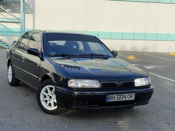 Nissan primera p10 в хорошем состоянии