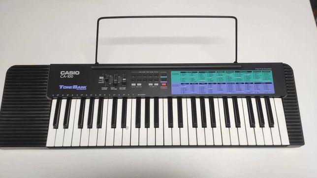 Teclado Eletrónico CASIO CA-100