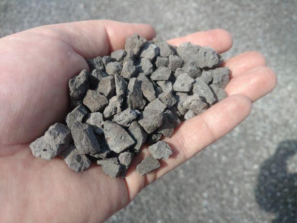 Grys 8-11szplit kruszywo hutnicze kamień drogowy kostka brukowa żwir