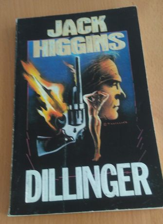 DILLINGR Jack Higgins-książka