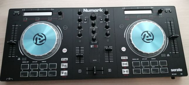 Kontroler Numark mixtrack pro 3