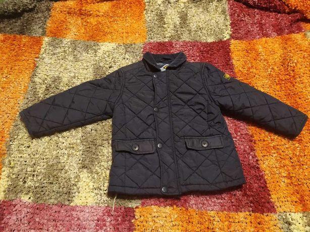 куртка стеганка деми