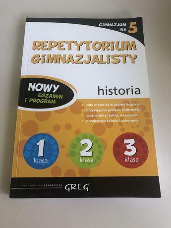 Repetytorium historia