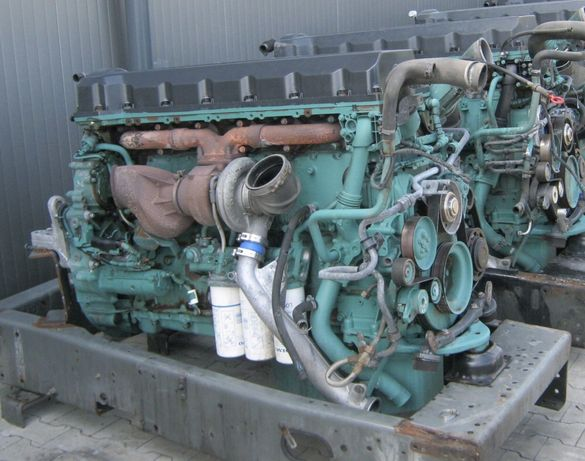 Motor Camião Volvo FH 400 D13