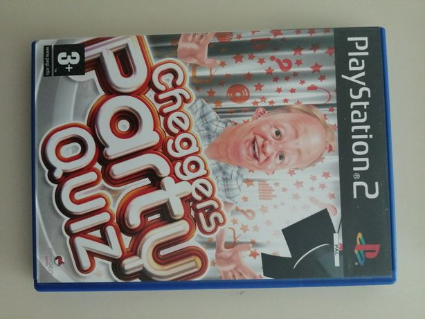 Jogo PS2 - Cheggers Party Quiz