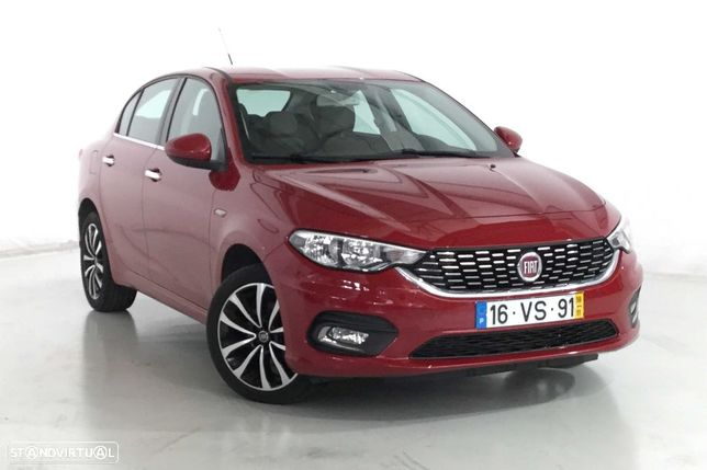 Fiat Tipo (Tipo 1.6 M-Jet Lounge)