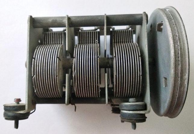 КПЕ Конденсатор переменной емкости Рига 10