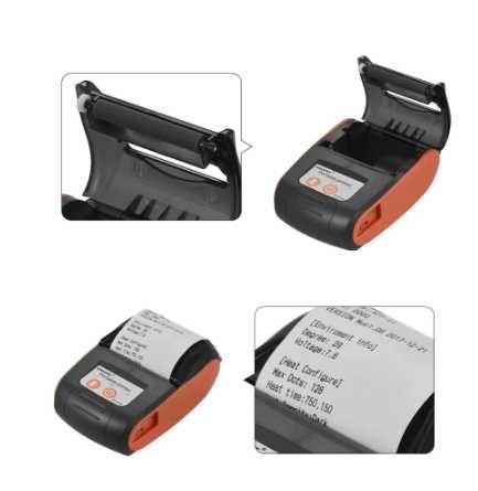 Impressora de Talões Portátil 58mm