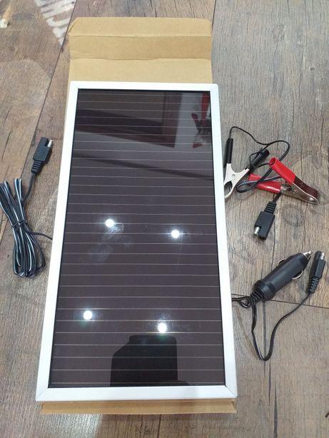 Bateria słoneczna solar cemping - łódź