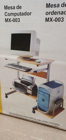 Secretaria nova para computador