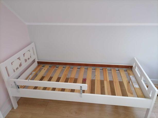 Łóżko dziecięce z Ikei