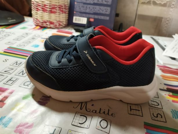 кроссовки для мальчика Demix,размер 31