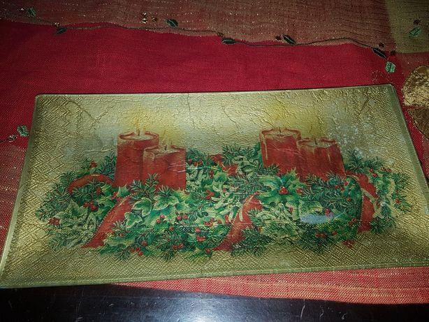 Prato decorativo Natal