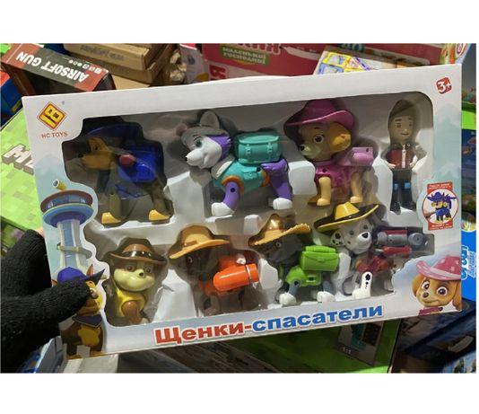 Набор игрушек Щенячий патруль CH TOYS