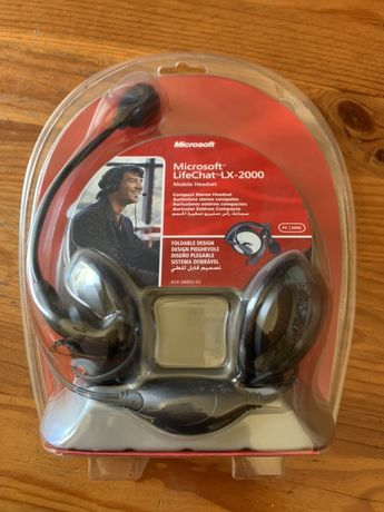 Auriculares Microsoft Lifechat LX-2000 SELADOS