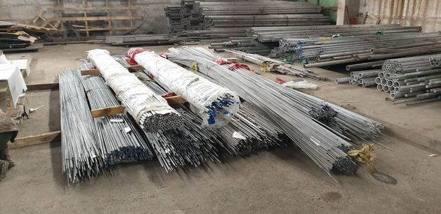 Алюминиевая труба ровная продам марка АМГ