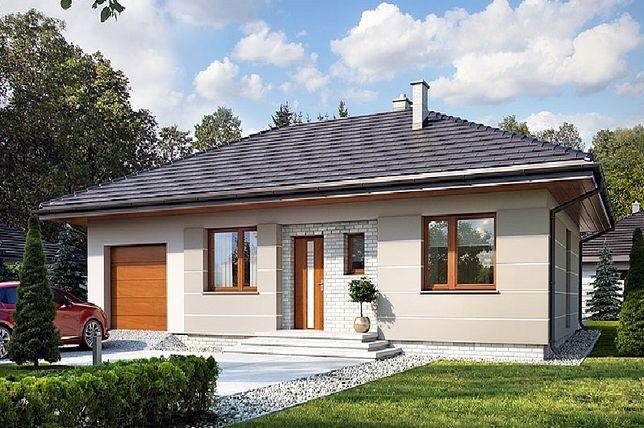 Dom wolnostojący z garażem 129 METRÓW !!! BEZPOŚREDNIO !!!
