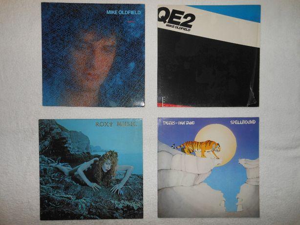Cztery interesujące płyty