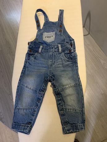 Комбинезон джинсовый. Звоните на Вадафон!