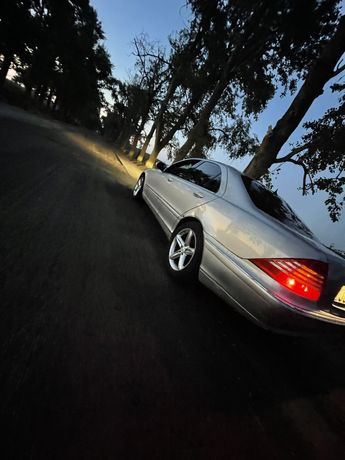 Mercedes s320 газ-без