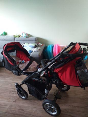 Wózek dla bliźniąt