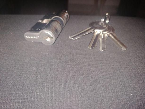 Canhão/Cilindro 30X30MM com 60 cm