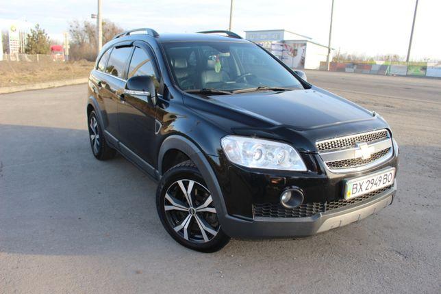 Продам Chevrolet Captiva 2008, 3,2л