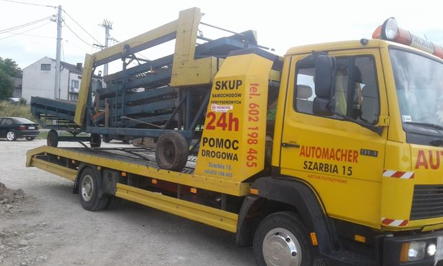 Transport Pomoc Drogowa Laweta
