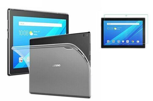 Capa Silicone + Vidro Temperado Lenovo Tab 4 TB-X304