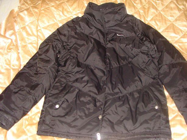 куртка пуховик Nike оригинал L 46-48р 18