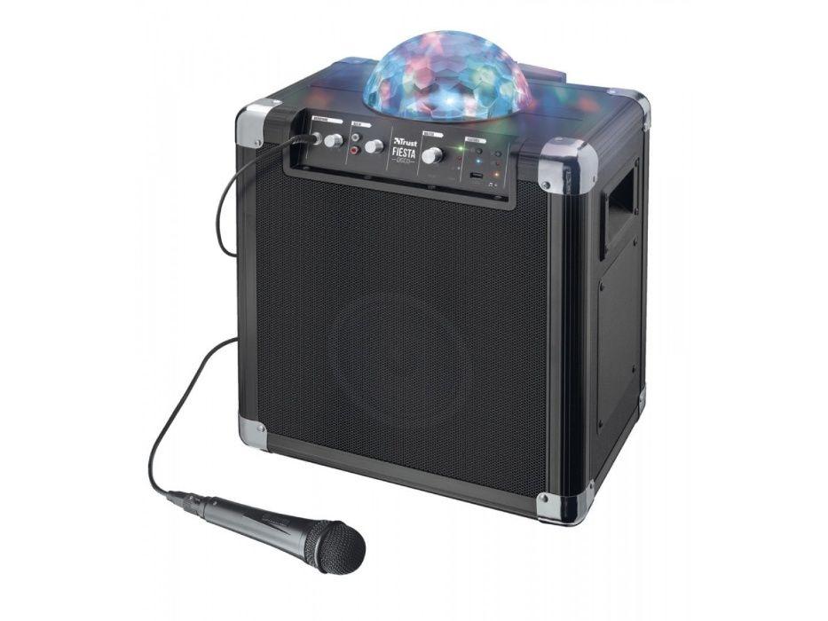 Портативная акустика Trust Fiesta Disco Wireless Bluetooth Speaker Лубны - изображение 1