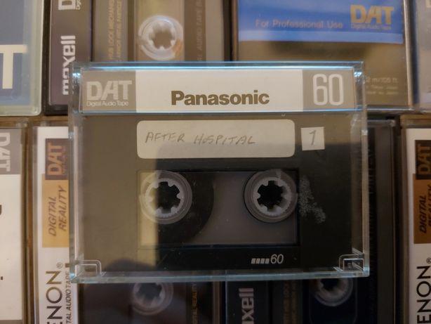 Kaseta DAT Panasonic 60, bdb,
