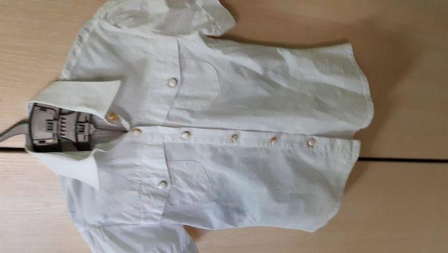 блуза , рубашка школьная