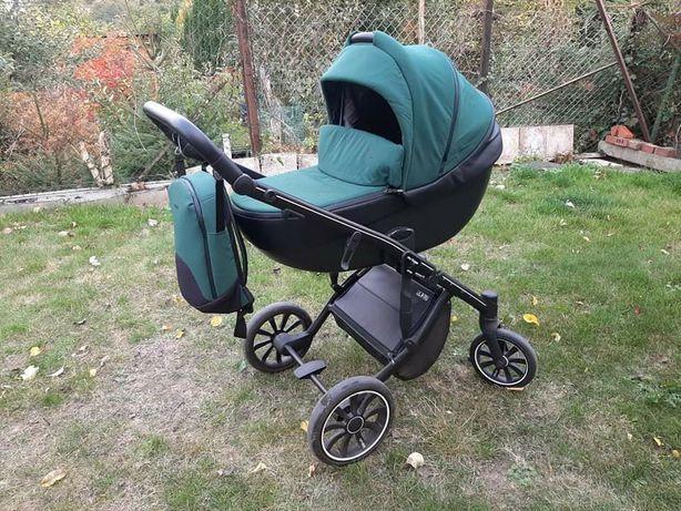 Wózek anex m/type(gondola+spacerówka+fotelik)