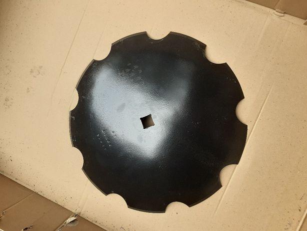 talerz do talerzówki brony talerzowej 560mm zębaty uzębiony