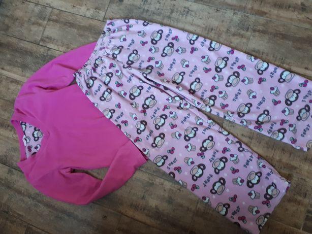 Evie polarowa piżama piżamka 34/36 XS/S
