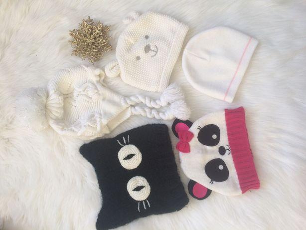 Шапочки детские шапка дитяча lupilu hello kitty frozen disney