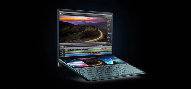 Ноутбук ASUS ZenBook Duo UX481FL